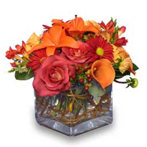 Seasonal Potpourri Floral Design