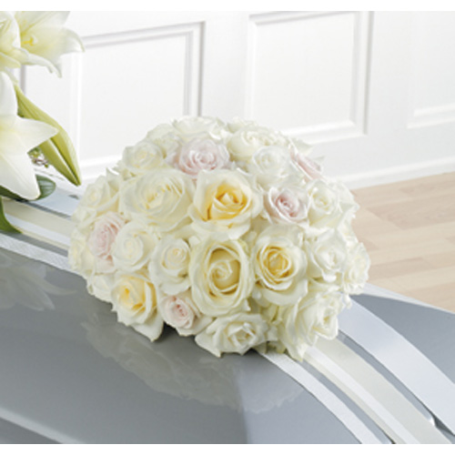 From John Henry Sympathy Flowers collection.<br/><br/>