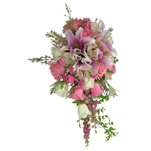 Blushing Bride Bouquet