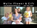 Wylie Flower Shop Movie Ad