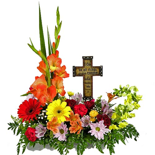 Tribute Cross