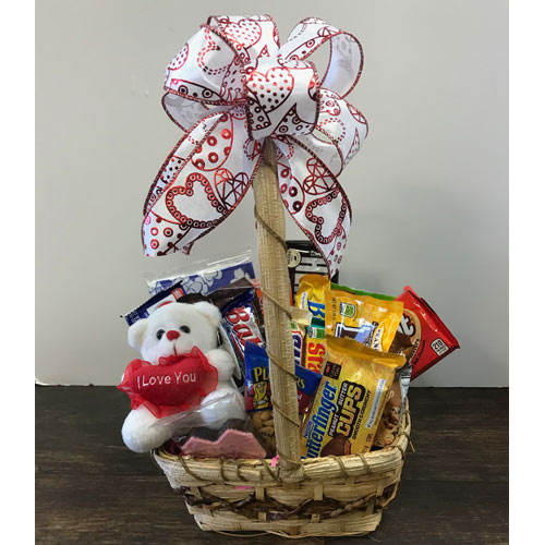 Teddy & Treats Basket